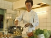 Chef Köchin