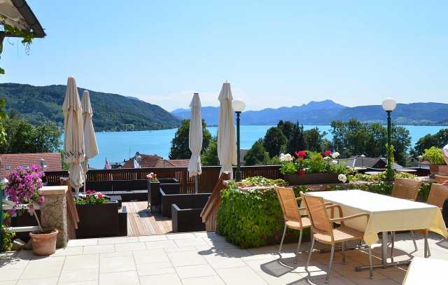 Hotel Alte Post Attersee