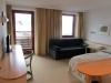 Zimmer mit Ausblick auf den Attersee