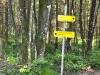 wanderroute hinweis 2