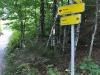 wanderroute hinweis 3