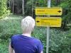 wanderroute hinweis 5