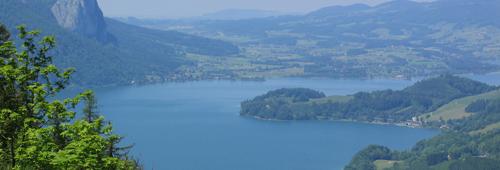 attersee urlaub geocaching salzkammergut impressionen panorama