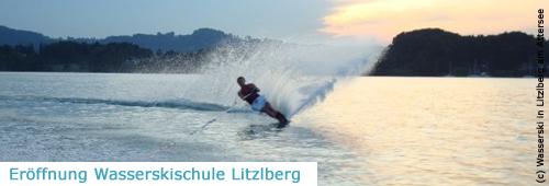 wasserskischule litzlberg attersee