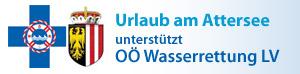 Urlaub am Attersee unterstützt ÖWR Landesverband OÖ