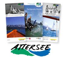 urlaub am attersee broschüren 2011