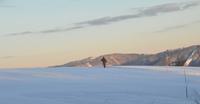 langlaufen am attersee (c) Markus Mairinger