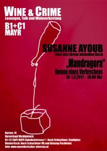 Attersee Event Lesung von Susanne Ayoub