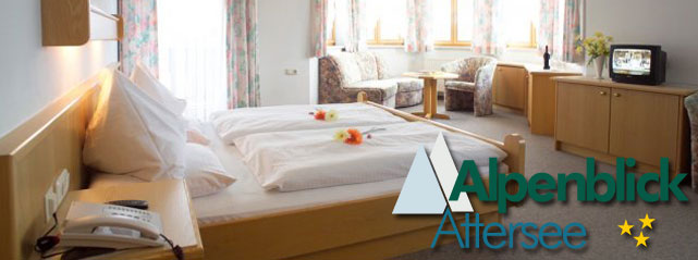 Hotel Alpenblick in Attersee am Attersee
