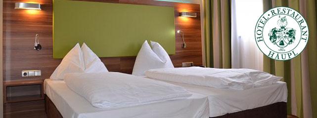 Hotel Häupl in Seewalchen am Attersee