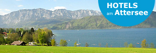 Hotels am Attersee Banner