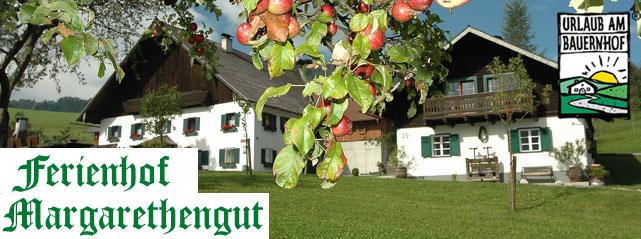 Ferienbauernhof Margarethengut in Unterach am Attersee