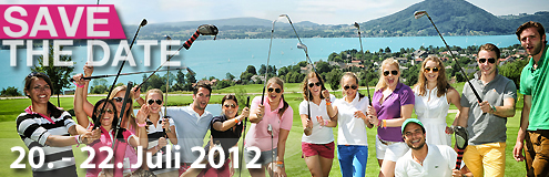 Party & Golf Event in Weyregg am Attersee