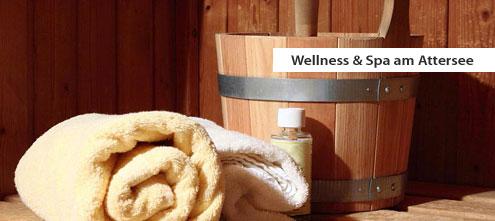 Wellness und Spa am Attersee im Salzkammergut