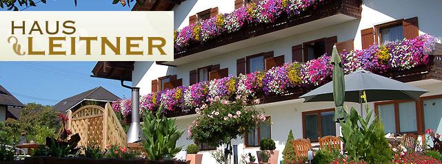 Barrierefreie Ferienwohnungen im Haus Leitner in Abtsdorf