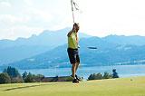 Golfen am Attersee