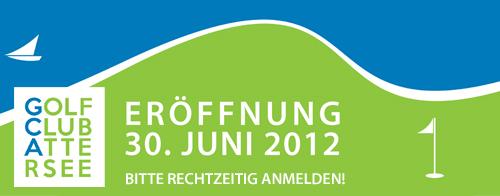 Eröffnungsfeier & Sommerfest im Golfclub am Attersee