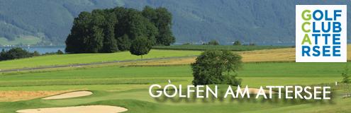 Golfdestination Attersee-Salzkammergut