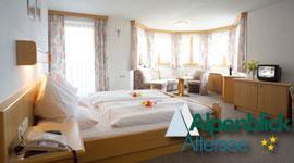 Hotel Alpenblick direkt am Golfplatz