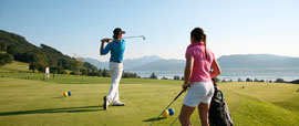 Golfangebot Hotel Ragginger