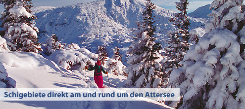 Wintersport- am Attersee | Bildnachweis (c) salzkammergut.at