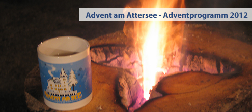 Advent am Attersee - Programm 2012