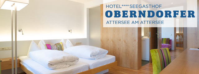 Hotel Oberndorfer in Attersee am Attersee