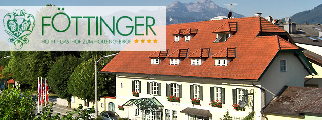 Hotel Föttinger in Steinbach am Attersee