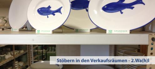 Ausflugsziel Gmundner Keramik Manufaktur Am Traunsee