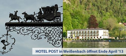 Hotel Post - Weissenbach/Atterse - (c)atterWiki