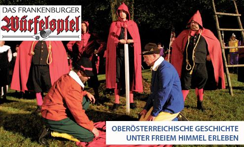 Frankenburger Würrfelspiel 2013