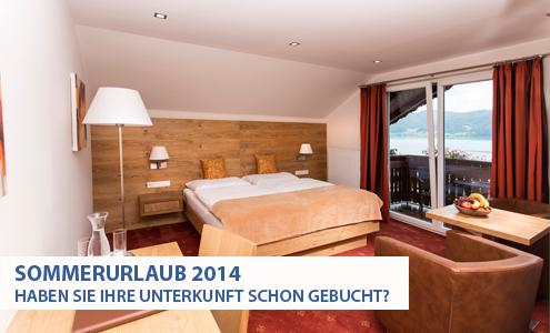 Haben Sie Ihre Unterkunft für den Sommerurlaub 2014 schon gebucht?