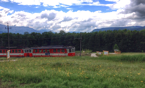 """Neue Haltestelle """"Bienenhof"""" der Lokalbahn ist bereits geplant"""